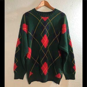 Vintage Classic Tommy Hilfiger Men's Knit